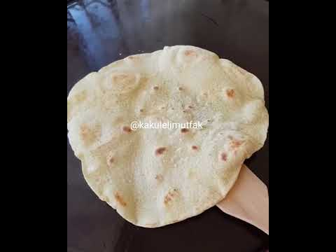 Lavaş Ekmeği Tarifi