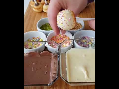Pop Cake Tarifi