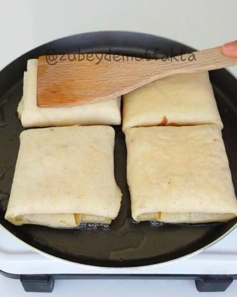 Krep Börek Tarifi