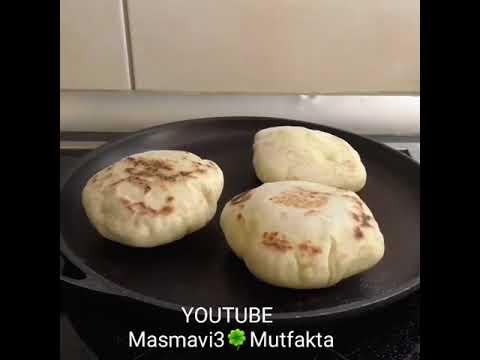 Naan Ekmeği Tarifi