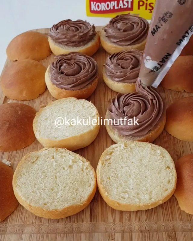 Çikolatalı Muzlu Alman Pastası Tarifi